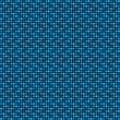 canvas print picture - Hintergrund mit blauen Pünktchen