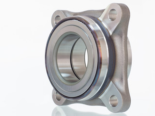 wheel bearing kit for car on gray