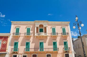 Latorre palace. Fasano. Puglia. Italy.