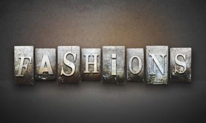Fashions Letterpress
