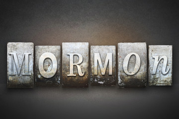 Mormon Letterpress