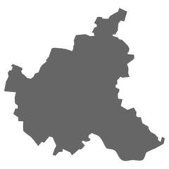 Hamburg in grau