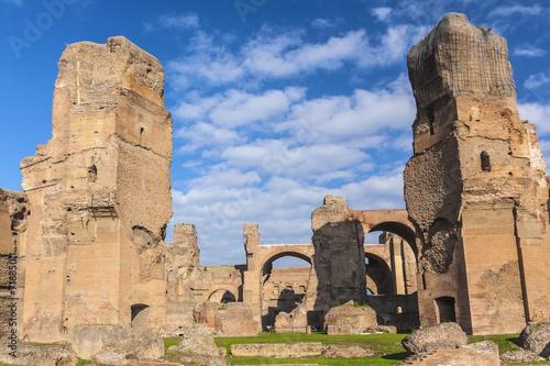 Baths of Caracalla - 71685011
