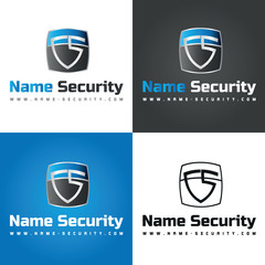 securite protection logo gardien alarme surveillance
