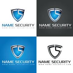 securite protection logo gardien garde du corps maitre chien