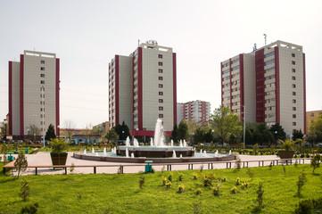 the city Sumgait
