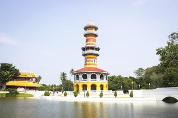 Ho Withun Thasana at Ayutthaya Province