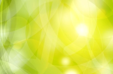 abstract sunny fresh nature background