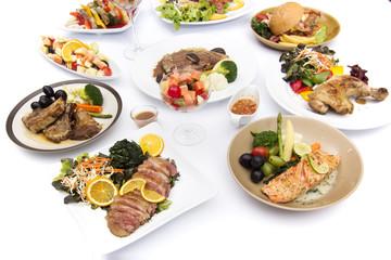 Many of International Food