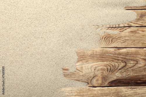 Papiers peints Pierre, Sable Sand Background