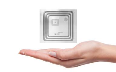 rfid tag microprocesor