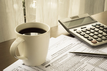 Tax forms of expenses for business use of your home