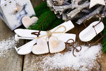 Zwei Herzen, Weihnachten