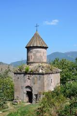 Церковь св. Геворга в средневековом монастыре Гошаванк