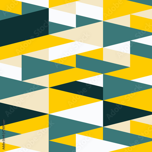 Abstract geometry background © Windyk