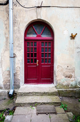 New red door