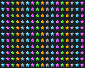 패턴: star