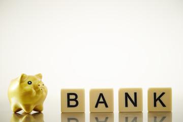 BANK word