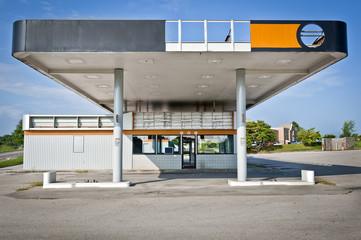 Bankrupt Gas Station Convenience Store
