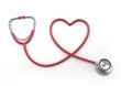 Stethoskop - Herzform