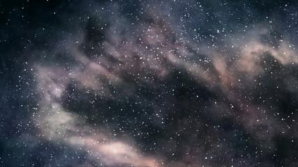 Dark nebula flight