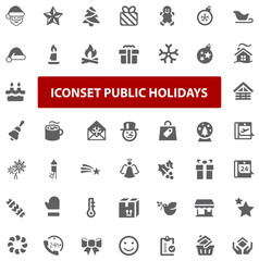 Top Iconset - Public Holiday