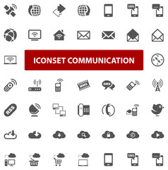 Top Iconset - Communication