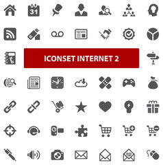 Top Iconset - Internet II