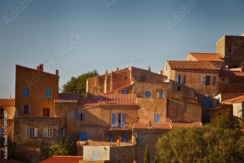 village de Pigna -Corse - 71697667
