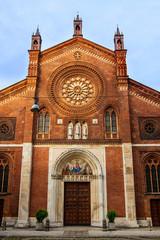 Church of St. Mark Italy Milan