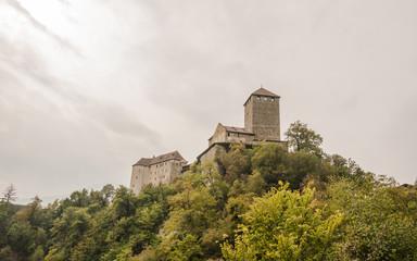Algund, Dorf, Tirol, Schloss Tirol, Südtirol, Vinschgau, Italien