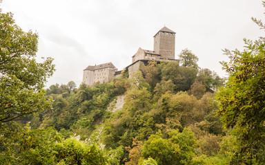 Meran, Stadt, Vinschgau, Schloss Tirol, Südtirol, Berge, Italien