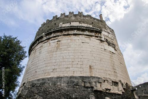 Mausoleo di Cecilia Metella - Roma - 71703293