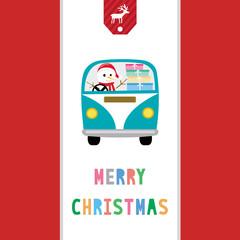 Merry Christmas greeting card37