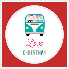 Merry Christmas greeting card36