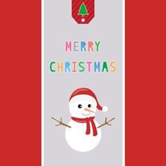 Merry Christmas greeting card38