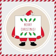 Merry Christmas greeting card42