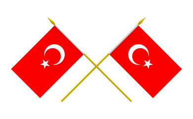 Flags, Turkey