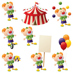 Clown Collection