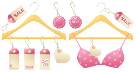 Girly Hangers