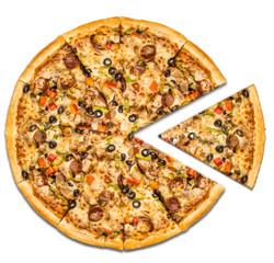 The Euro Pizza