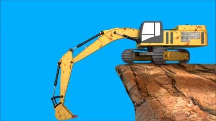 Excavator Hill