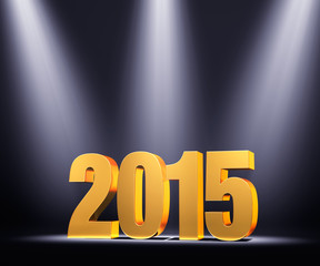 Presenting New Year 2015