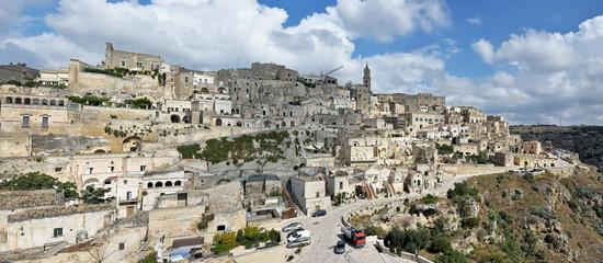 Panorama di Matera, Basilicata