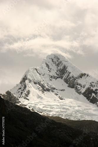 canvas print picture Alpamayo, Peru