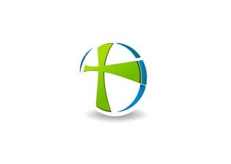 Cross symbol icon element plus icon vector.