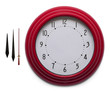 Red Clock - 71712421
