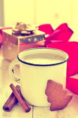 Christmas morning drink