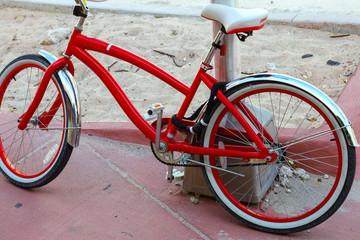 Fahrrad in Miami