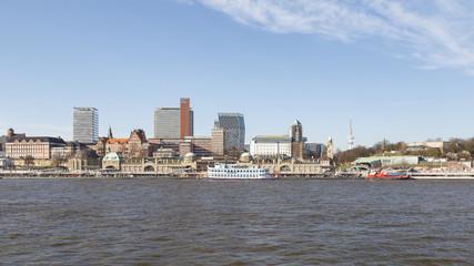 Hamburg Landungsbrucken